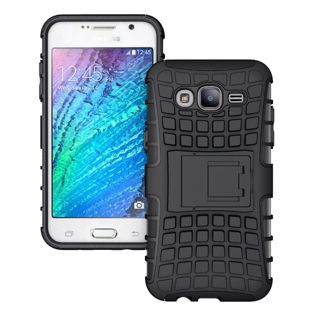 huge selection of 0a86f d7ce1 Celzo Defender Back Cover Case for Samsung Galaxy On5 Pro - Plain ...
