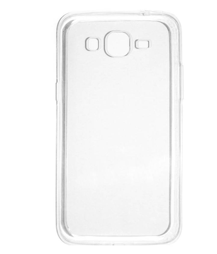 hot sale online 2f469 54197 Samsung Galaxy J2-6 (2016) Flip Cover by Celzo - Transparent