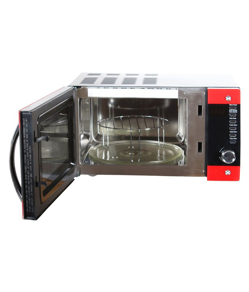 Haier 20 Ltr Hil2001cbsh Convection Microwave Price In