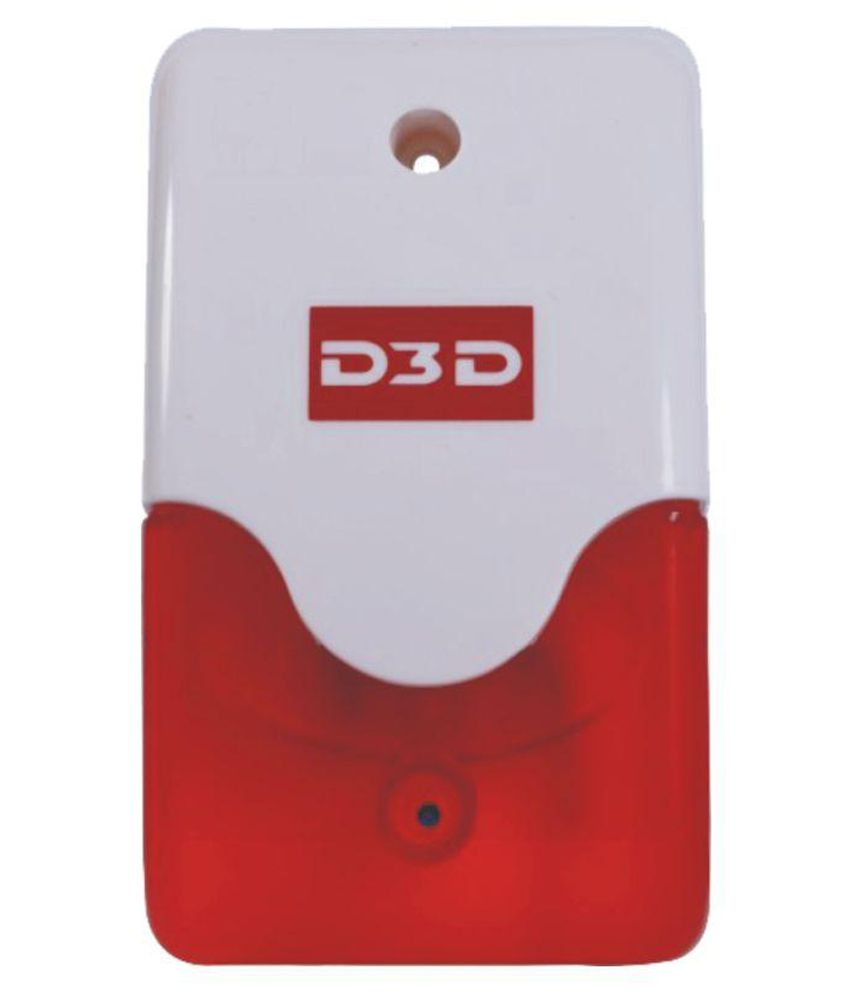 D3D Security SR60 Wireless Siren