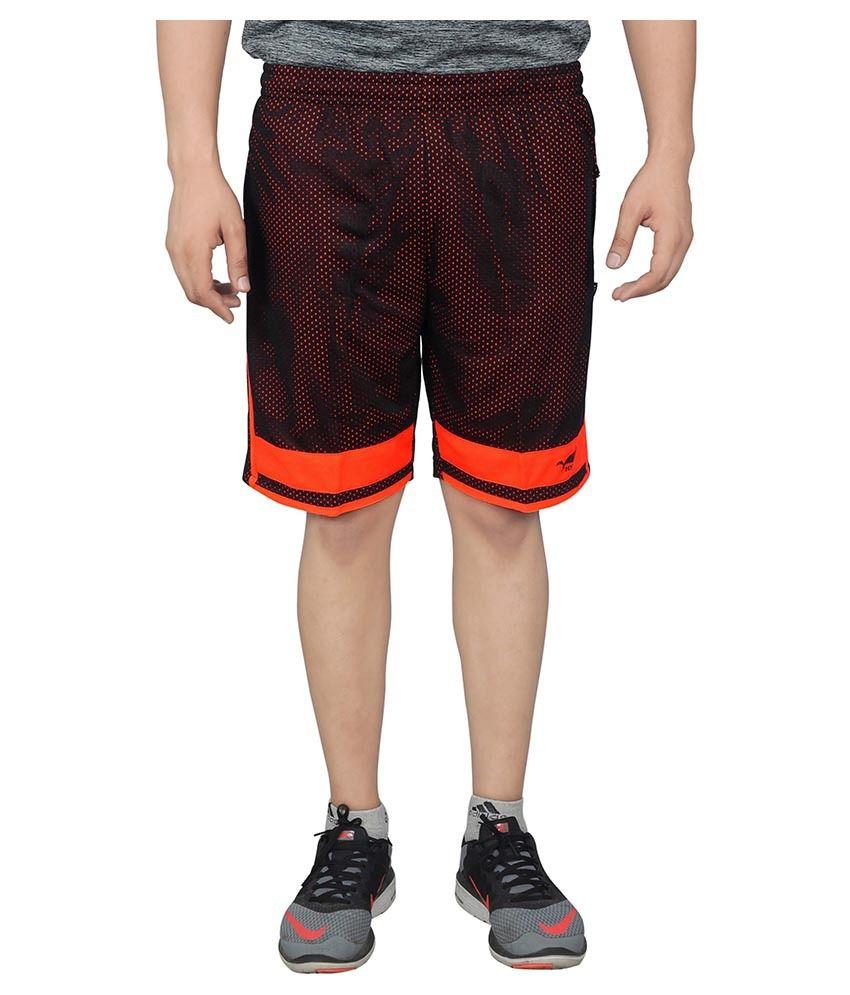 NNN Red Shorts