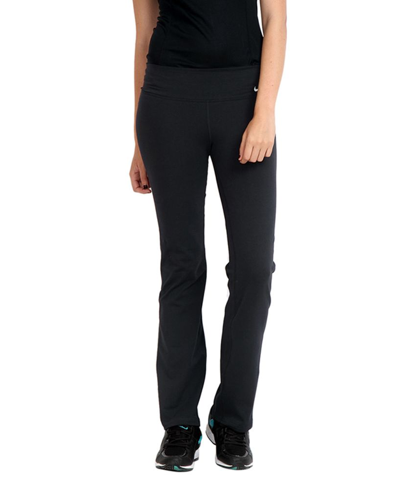 Nike Black Legend 2 Training Trousers for Women