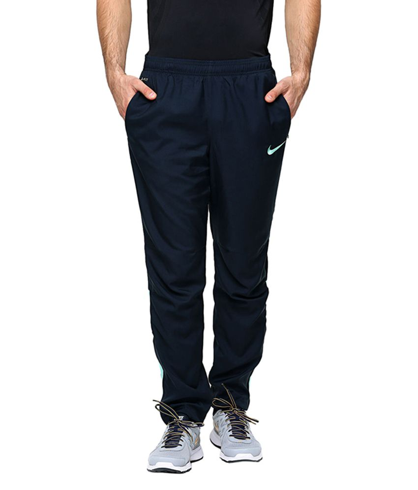 Nike Navy AS Squad SDLN Track Pant for Men