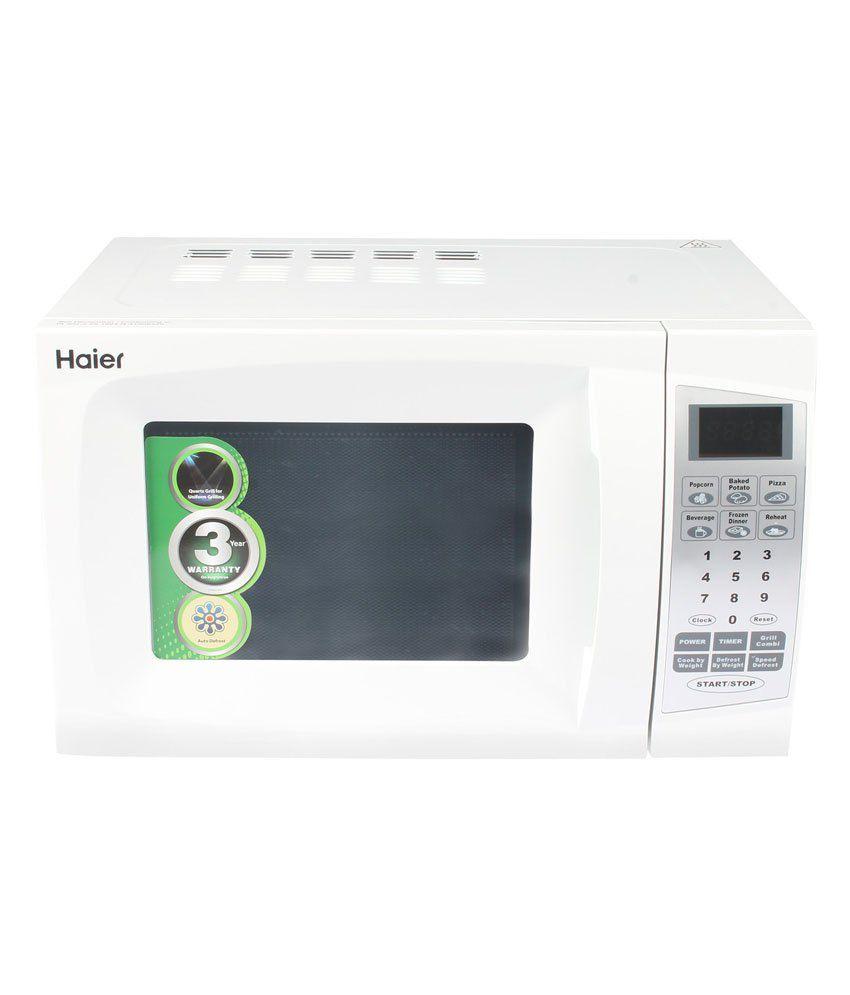Haier 17L HDA1770EGT Grill Microwave