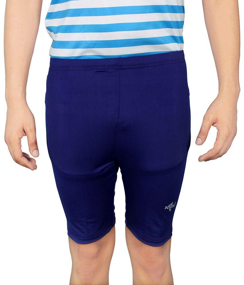 NNN Blue Shorts