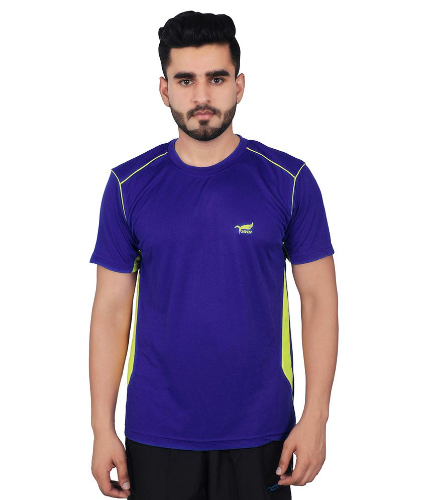 NNN Royal Blue T-shirt