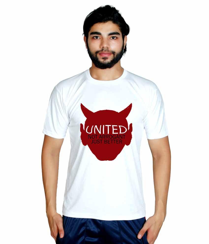 Prokyde White T-Shirt