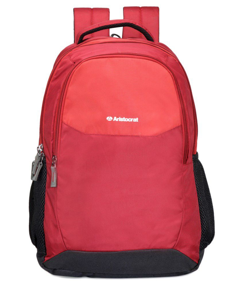 30c29c90da4 Aristocrat Dio 1 Backpack Red