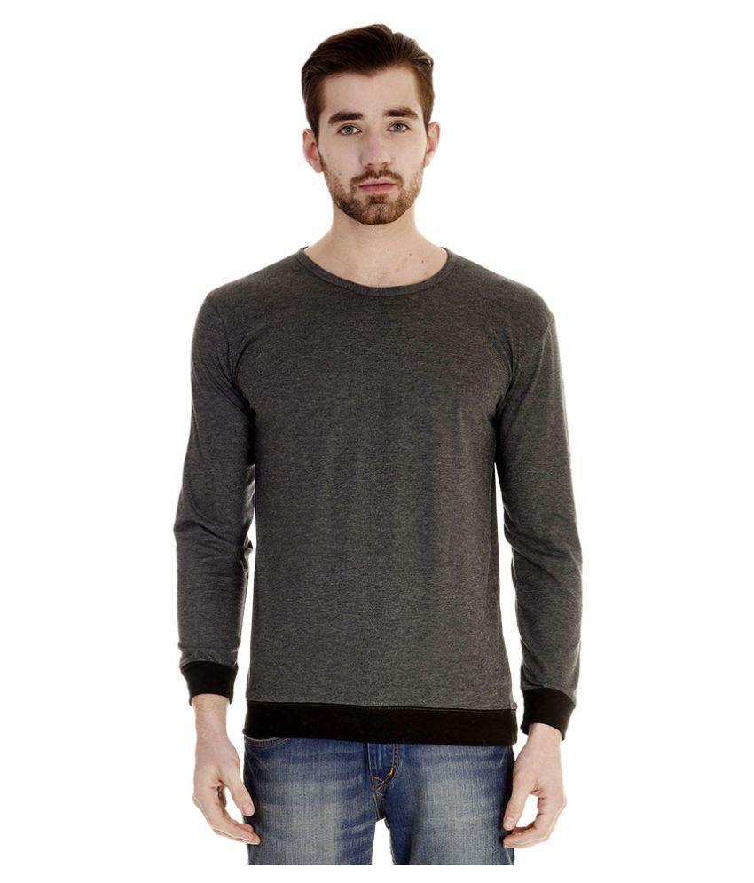 Mimoda Grey Round T Shirt