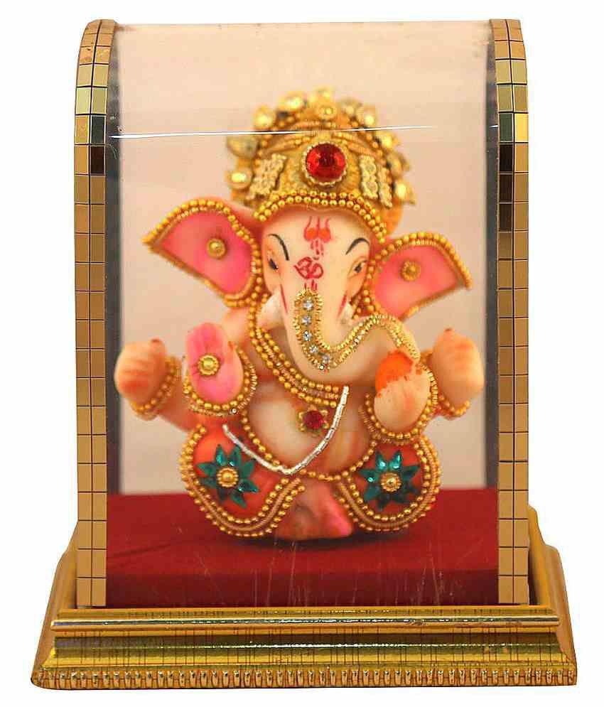 Aica Ganesha Acrylic Idol