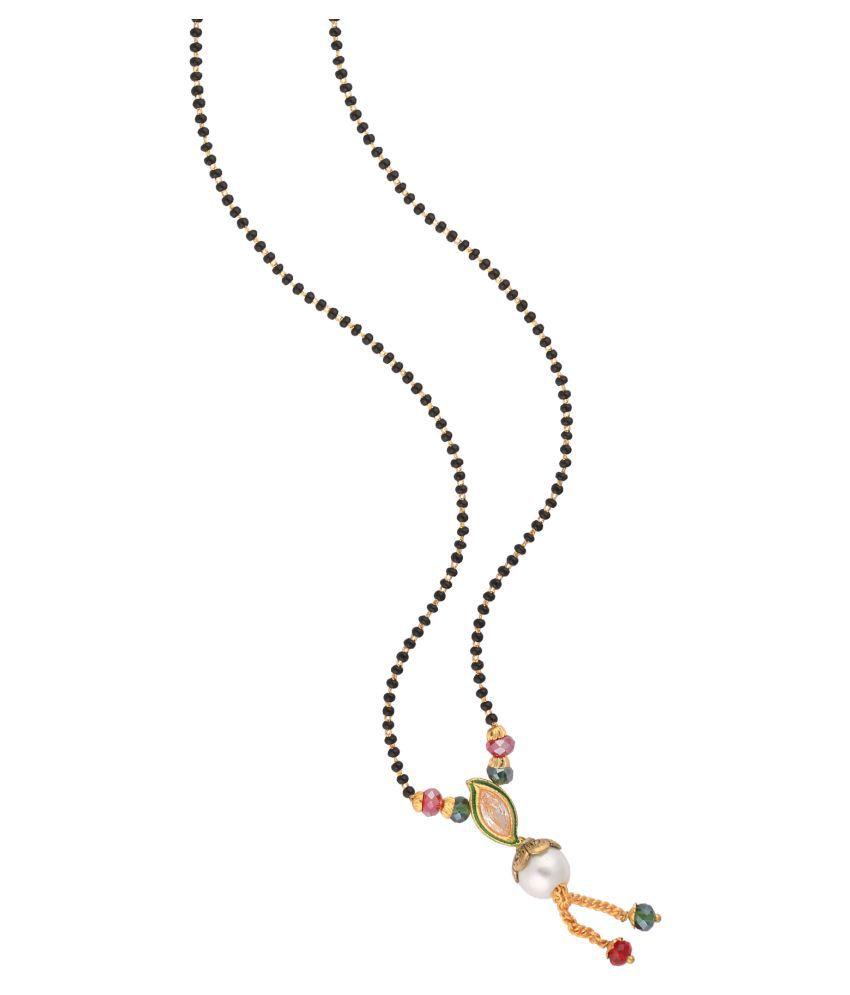 Glory Jewels Multicolor Mangalsutra