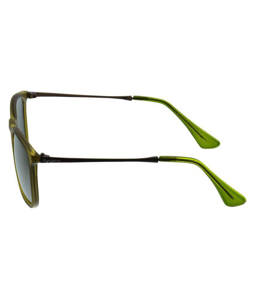 2ab4366d16113 Pepe Jeans Gray Wayfarer Sunglasses ( PJ7241C3 ) - Buy Pepe Jeans ...