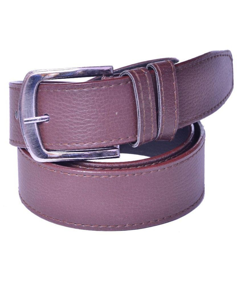 Daller Brown Belt for Men
