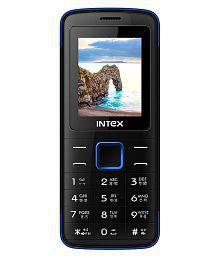 Intex Eco 205 4GB and Below Blue Black