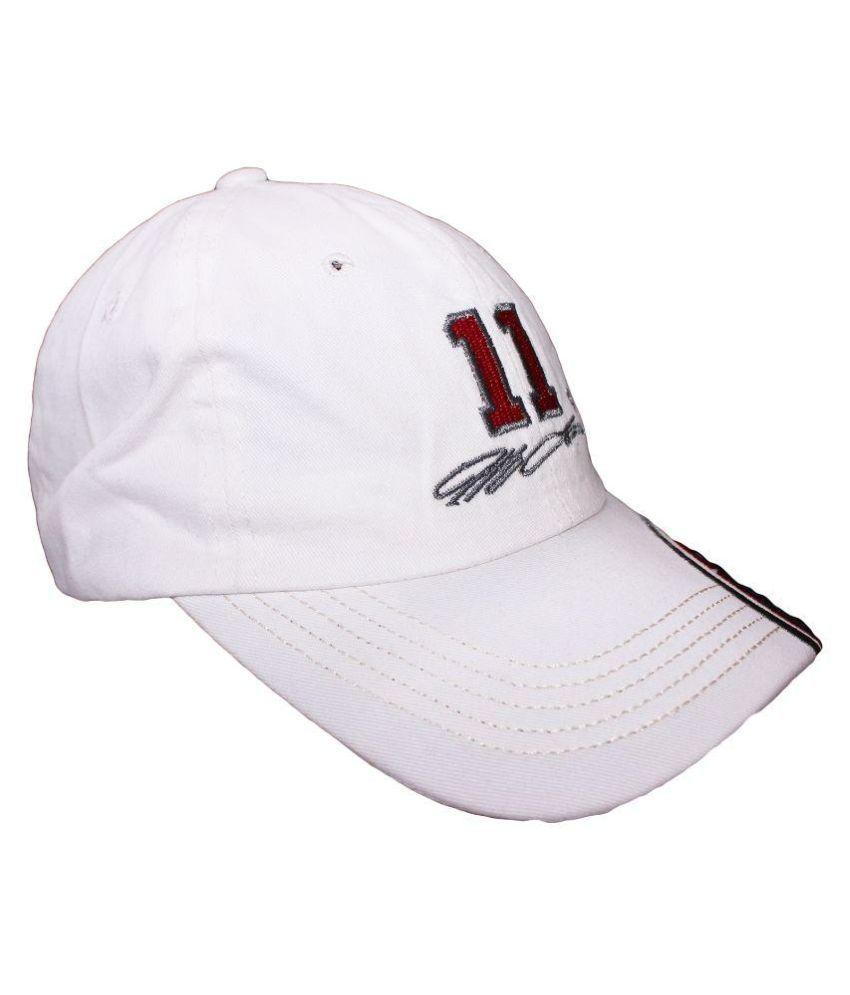 Air Fashion White Tennis Cap