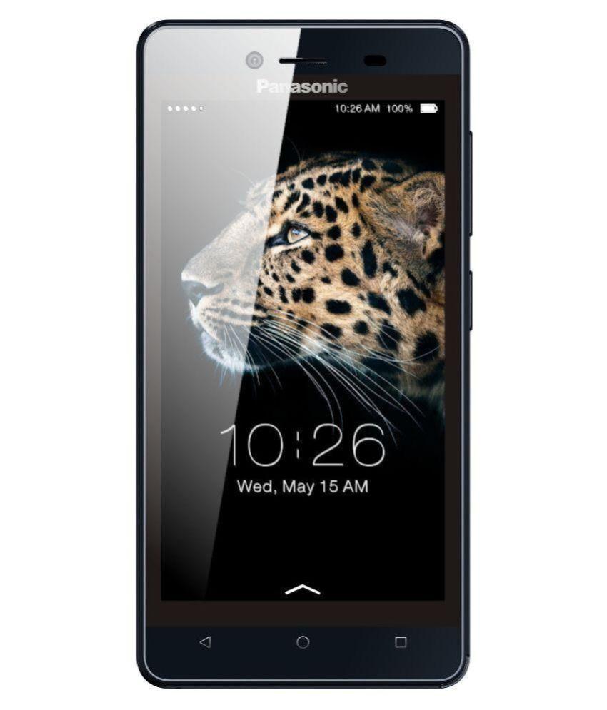 Panasonic T50 ( 8GB , 1 GB ) Electric Blue
