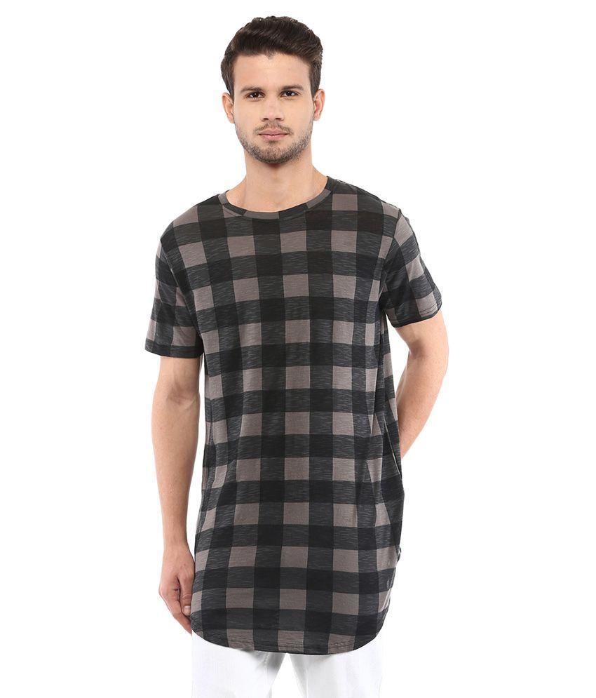 Yepme Multi Round T-Shirt