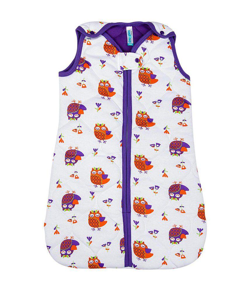 Snuggles Purple Sleeping Bags