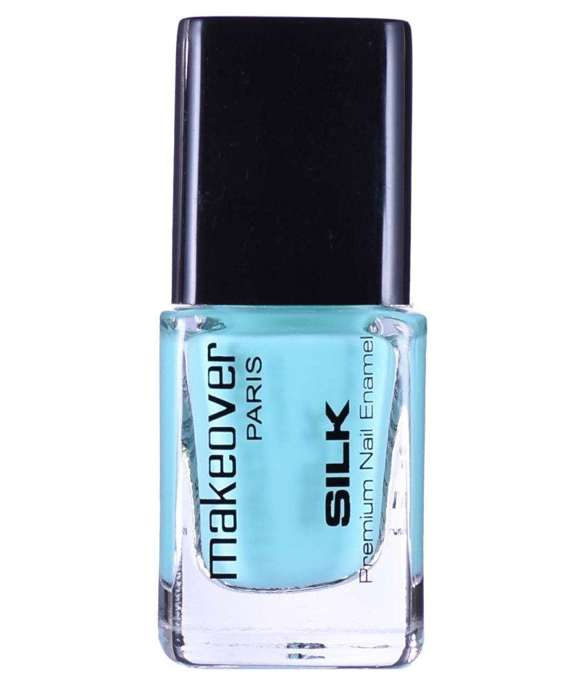 Makeover Nail Enamel - Blue