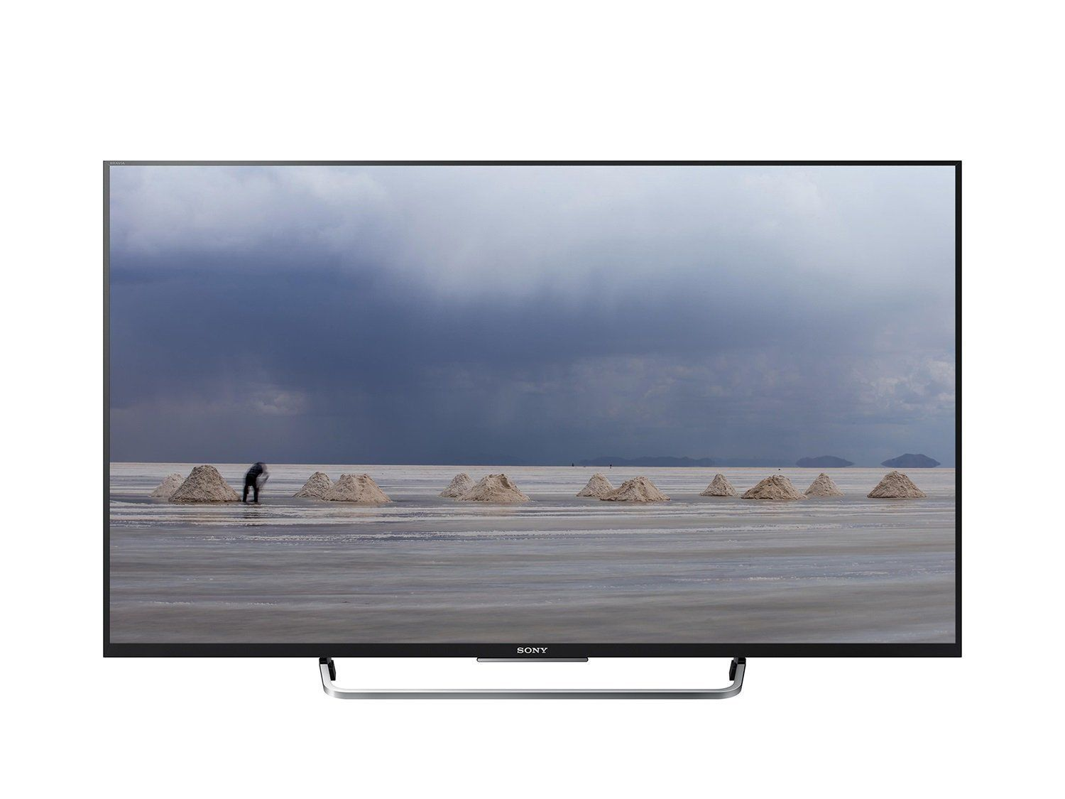Sony 55W800D 140 cm (55) 3D Smart Full HD (FHD) LED Television