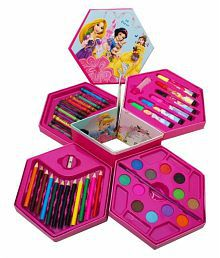 46 Pcs Princess Color Box