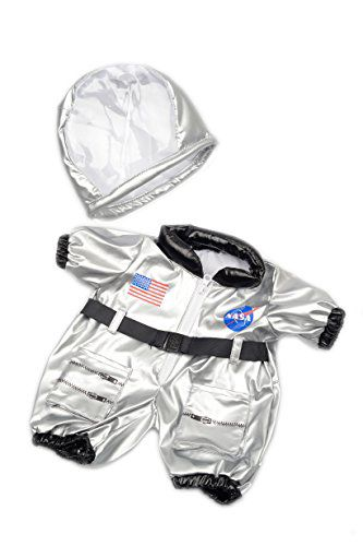 e7af2464a0a Astronaut Costume Outfit Teddy Bear Clothes Fit 14 - 18 Build-a-bear  Vermont Teddy Bear - Buy Astronaut Costume Outfit Teddy Bear Clothes Fit 14  - 18 ...