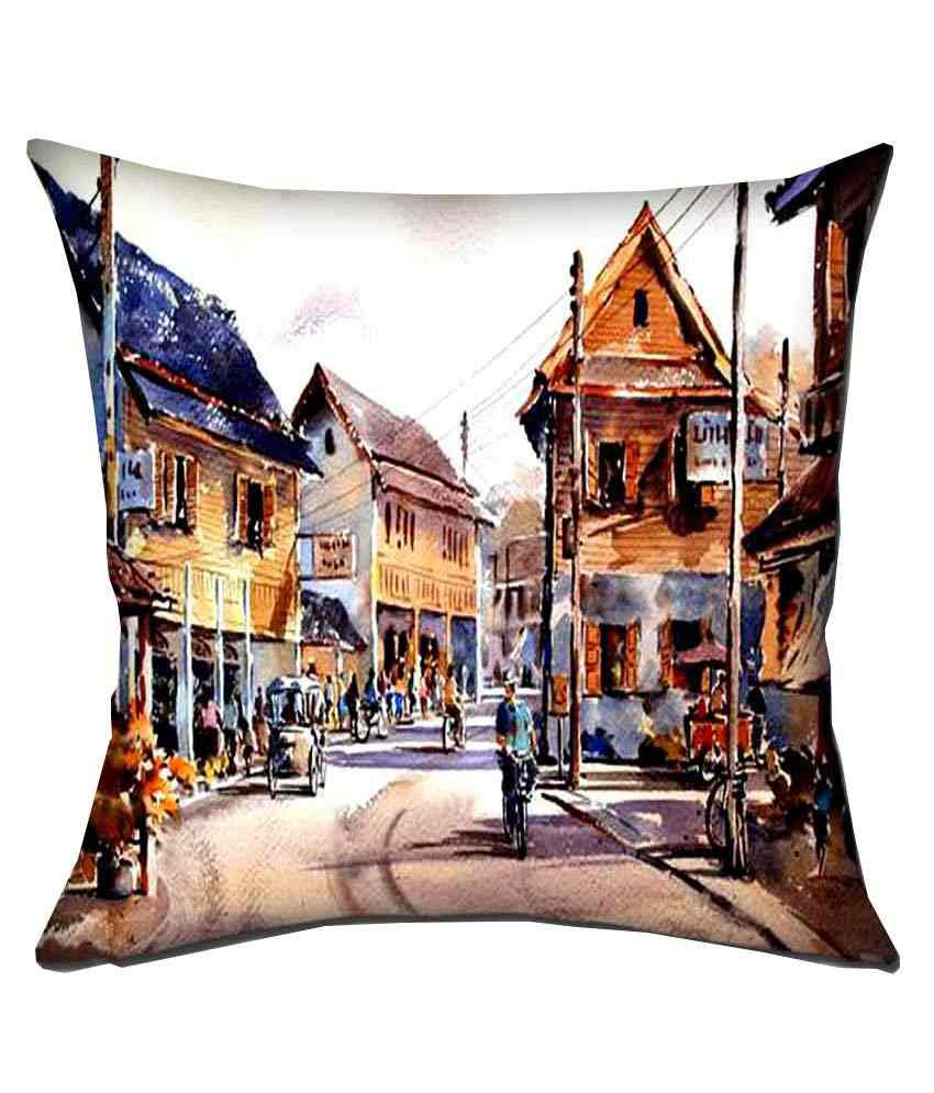 Viceroy Single Multi Polyester Filled Cushion