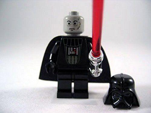 Lego Star Wars Original Darth Vader Minifig Mini-Figure with Lightsaber