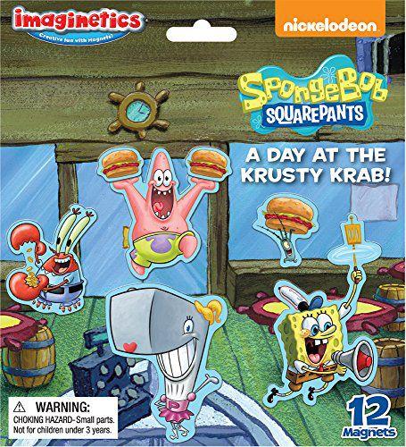 Nickelodeon SpongeBob SquarePants: A Day at the Krusty Krab