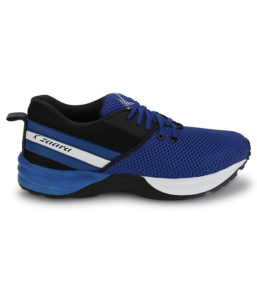 Kzaara Blue Running Shoes