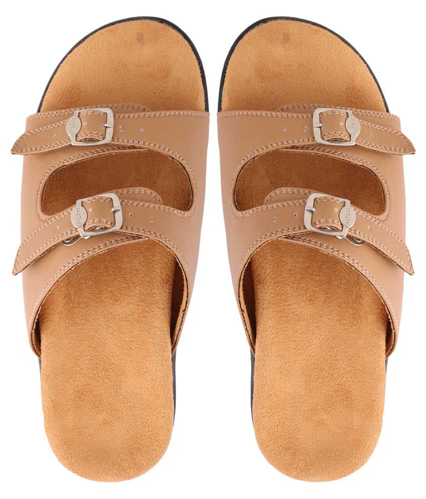 DAB Beige Slippers