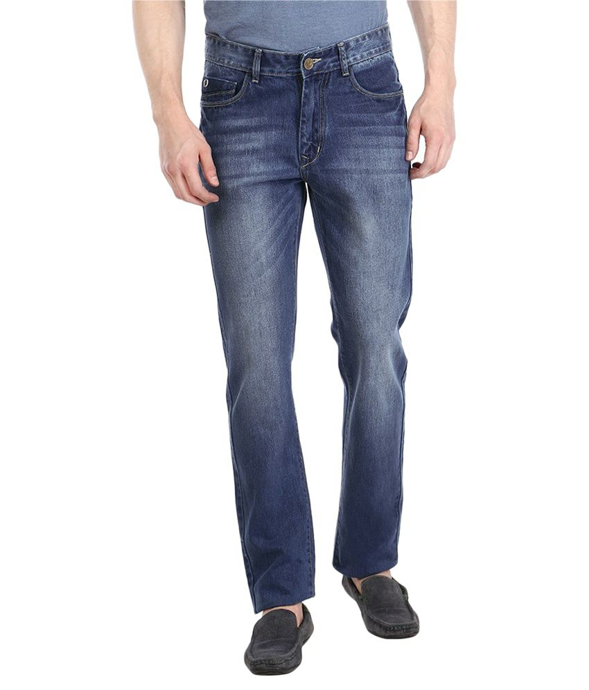 Fever Blue Relaxed Solid