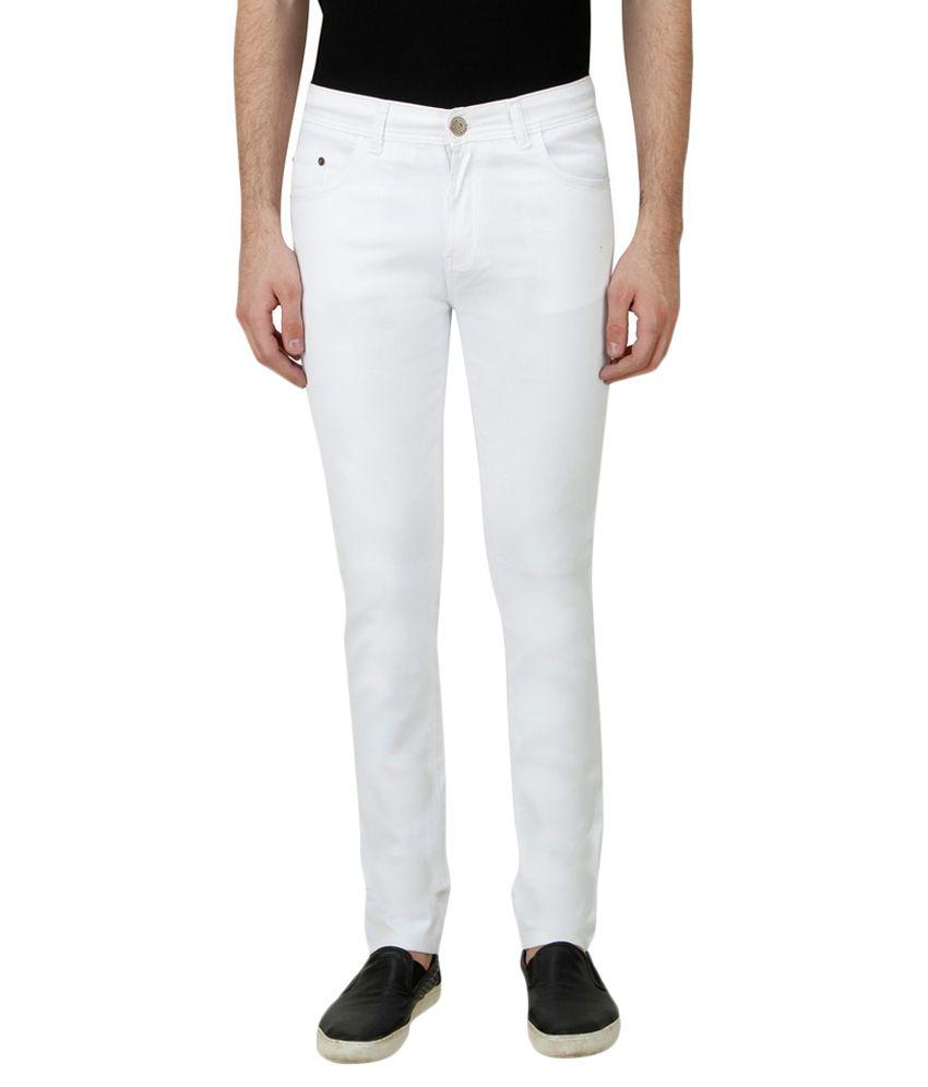 Haltung White Slim Solid