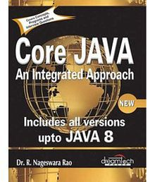 Core JAVA - An Integrated Approach (New)