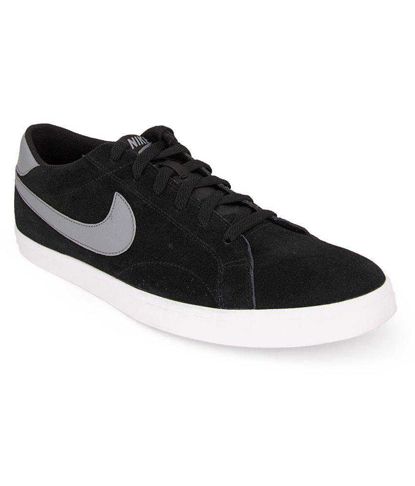 Nike Black Sneaker Shoes