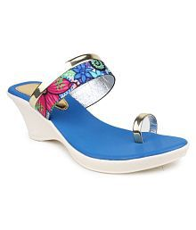 buy cheap 100% authentic buy cheap good selling Shezone Multicolor Wedge Heels clearance new arrival cheap sale 2014 lQ9n1