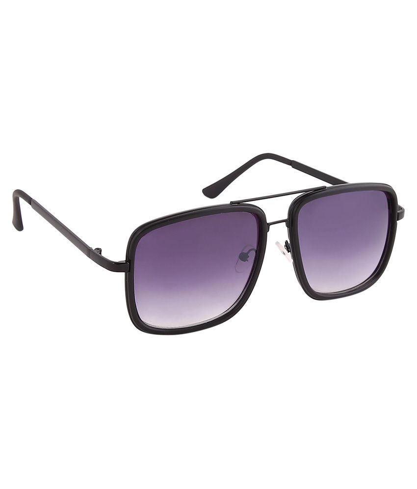 Olvin Gray Square Sunglasses ( OL336-05 )
