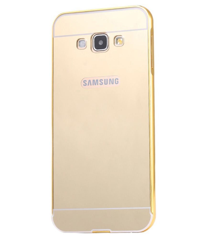 Samsung Galaxy A3 Cover by Sedoka - Golden