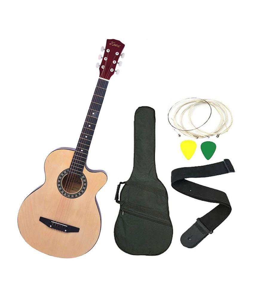 Zabel Acoustic Brown Guitar Strings