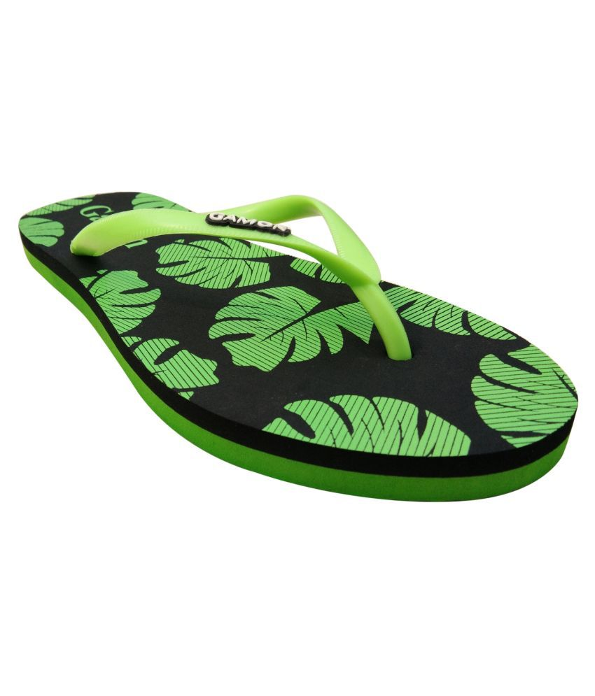 Gamon Green Slides