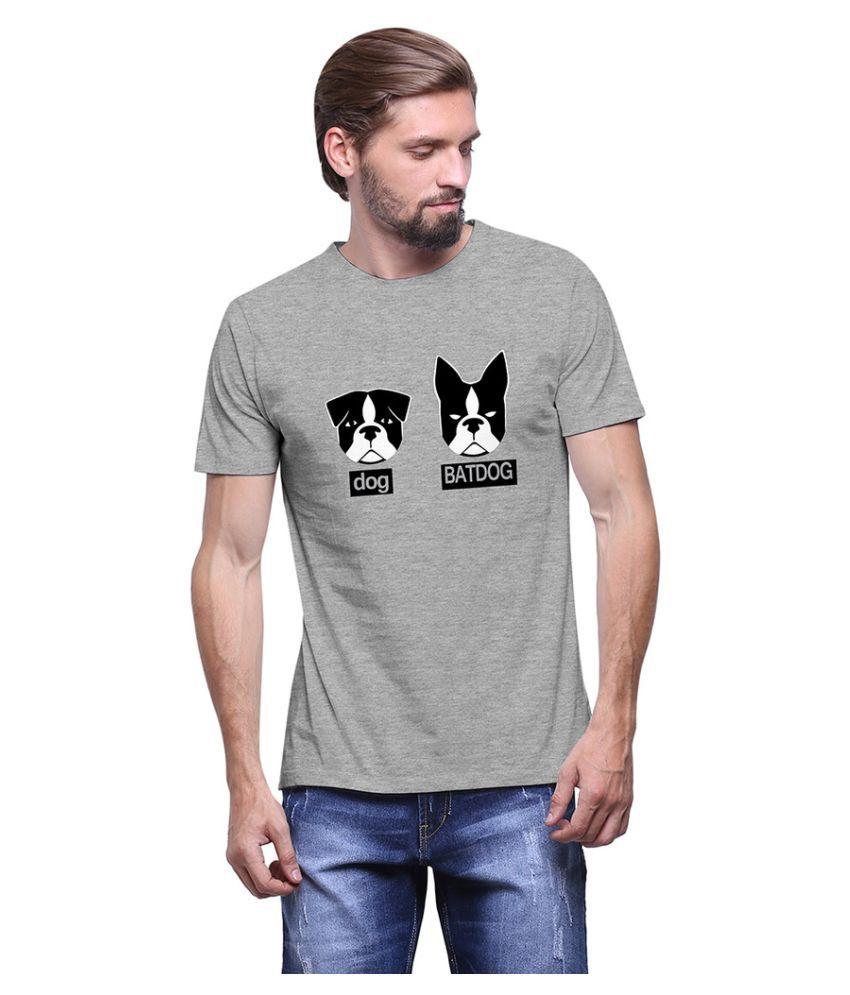Uptown 18 Grey Round T-Shirt