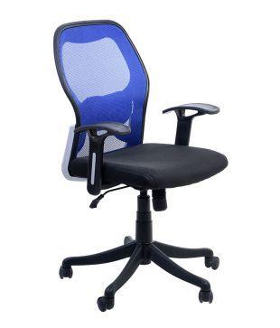 regent matrix medium back office chair in blue buy matrix high office