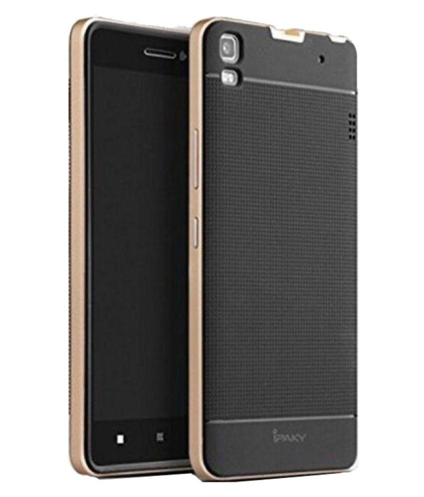 sale retailer cc053 df4fc Lenovo K3 Note Cover by IPaky - Black