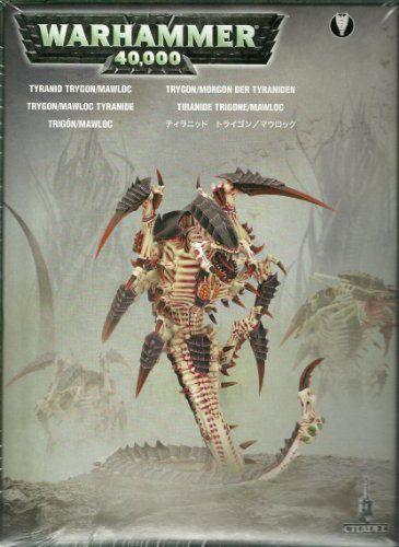 Tyranids Trygon Mawloc Box Plastic Warhammer 40k - Buy Tyranids