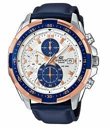 Casio Blue Analog Watch