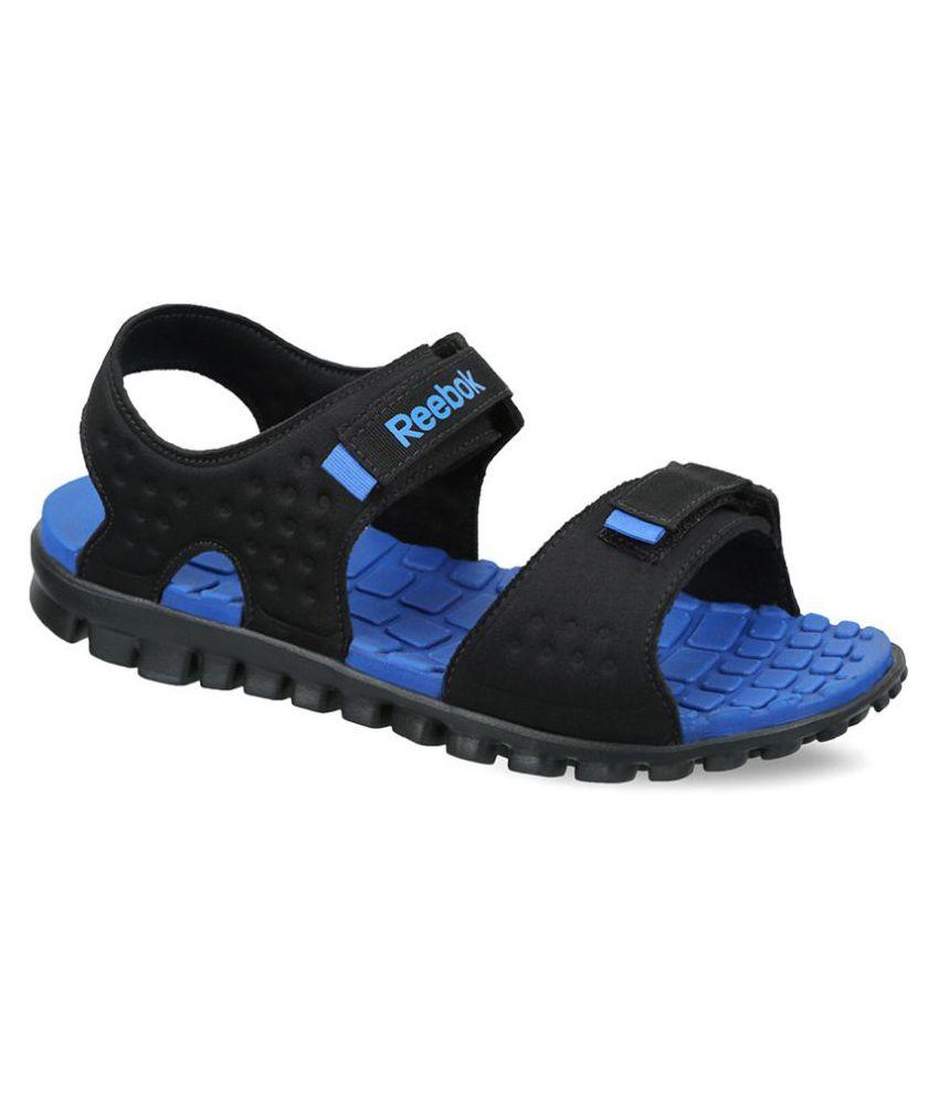 caa1947bdc89 Reebok Blue Floater Sandals - Buy Reebok Blue Floater Sandals Online at  Best Prices in India on Snapdeal