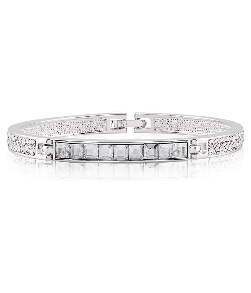 Shaze Silver Bracelet