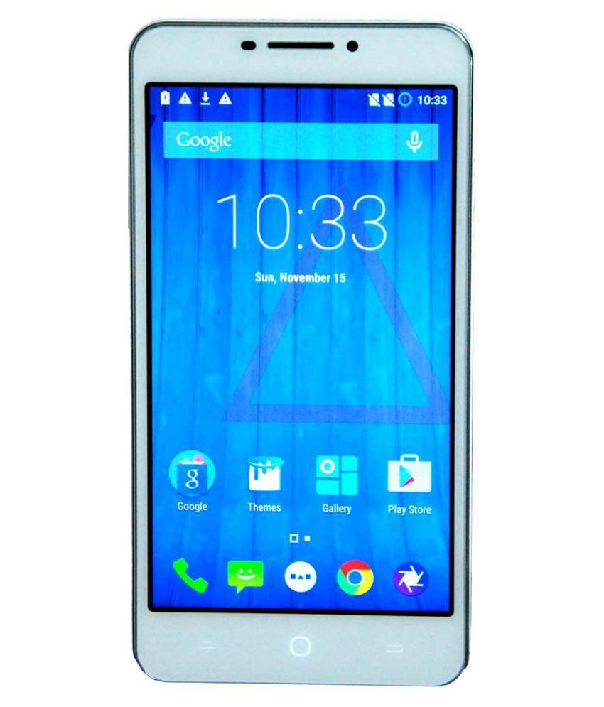 Yu Yureka Plus (16GB, White)