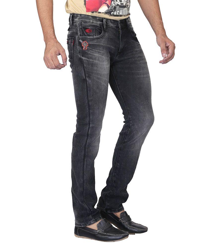 28dea8bb Nostrum Jeans Black Slim Washed Nostrum Jeans Black Slim Washed ...