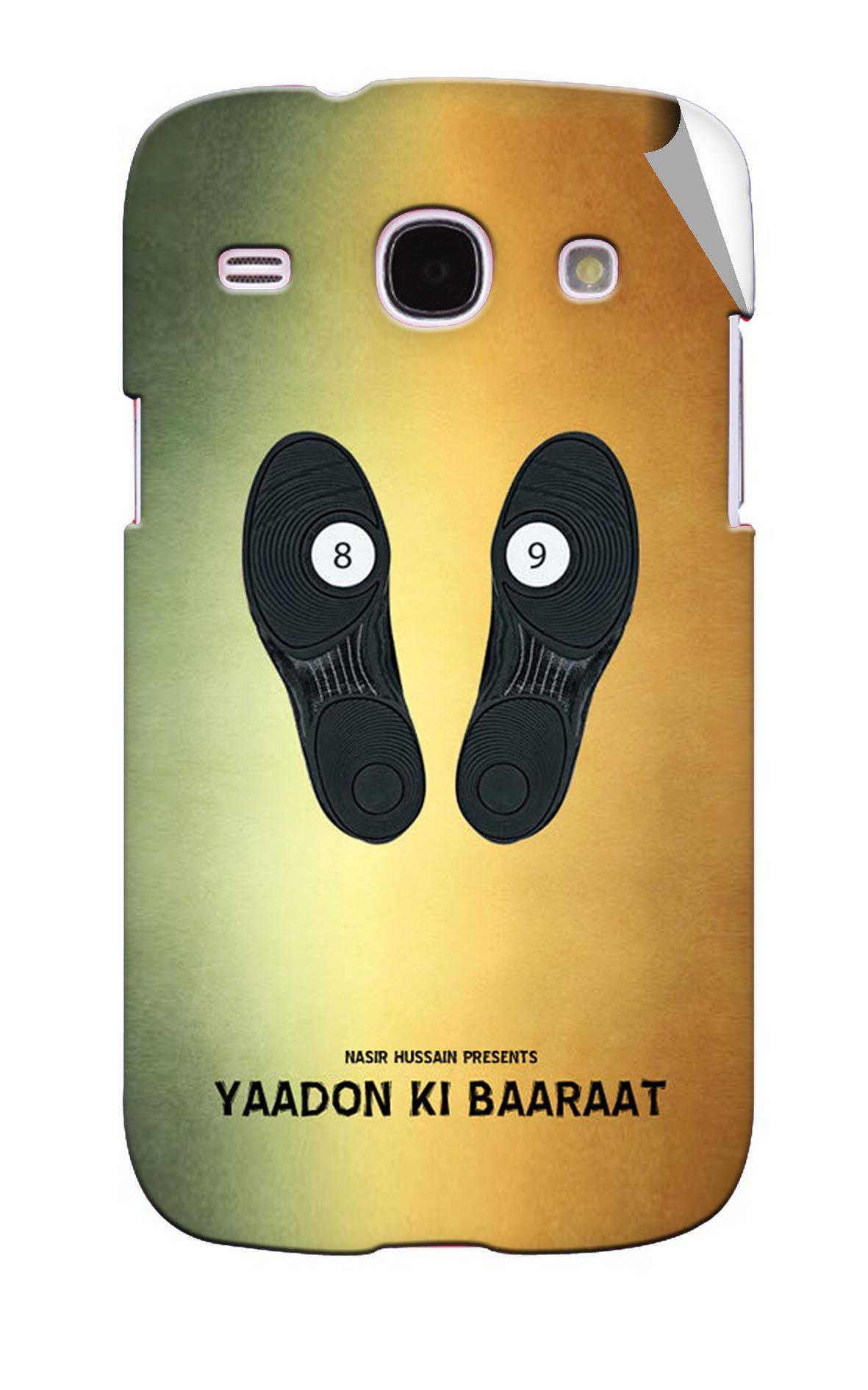 G.store Designer Skin Sticker For Samsung Galaxy Core GT I8262